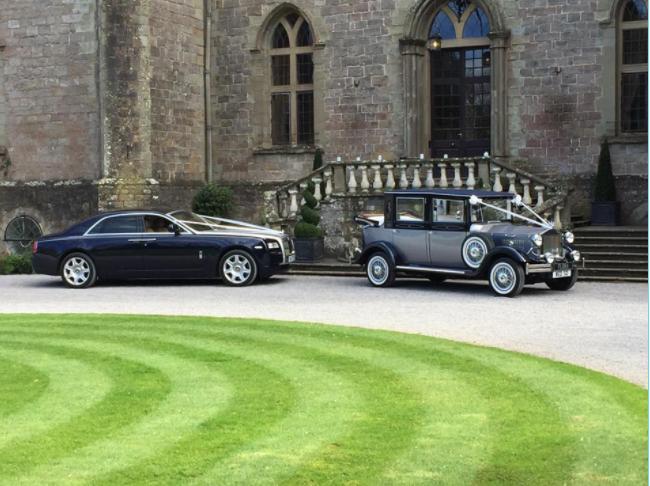 Newport Wedding Venue and newport car hire